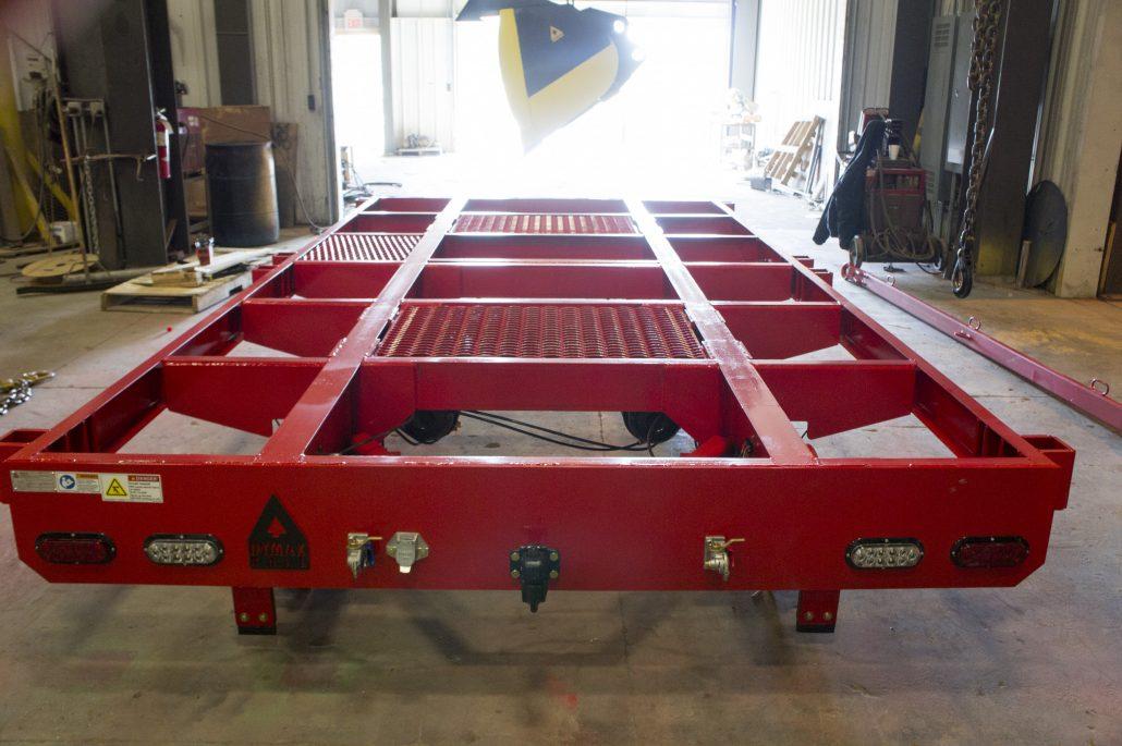 Track Maintenance Cart - DYMAXRAIL